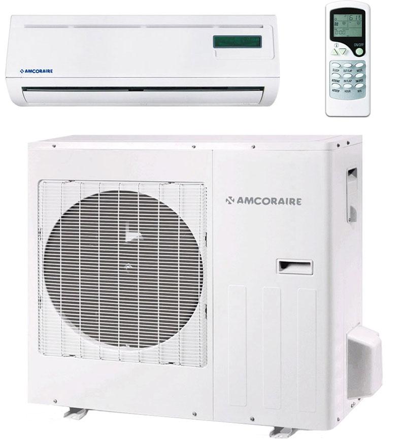 Amcor Ams241hx Ductless Mini Split Air Conditioner 24000
