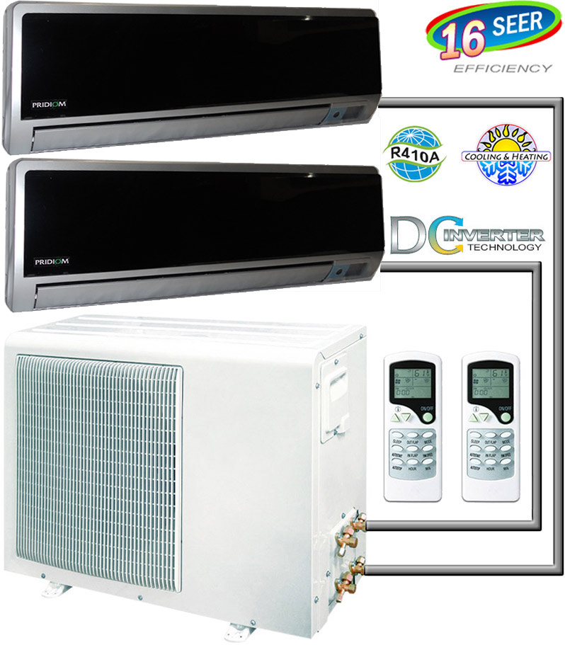 Dual Air Conditioner System