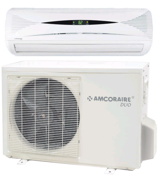 Amcor Uchw H12af2 Mini Split Ductless Air Conditioner