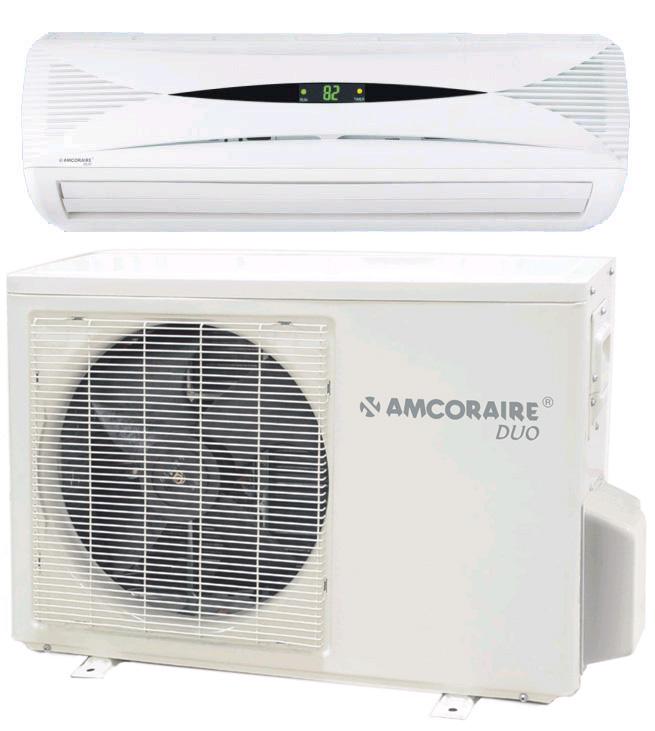 Amcor Uchw H12af2 Mini Split Ductless Air Conditioner