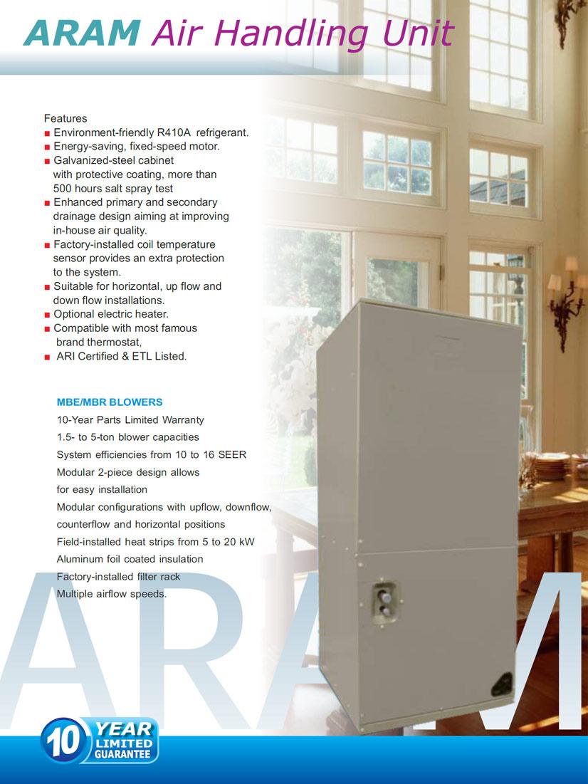 3 Ton Central Air Conditioner 36 000 Btu Heat Pump