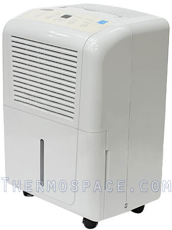 This 70 Pint Soleus Air Energy Star Dehumidifier offers powerful