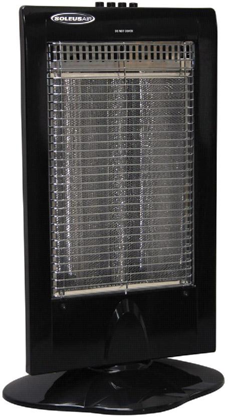 Ms 11 Soleus Electric Reflective Heater