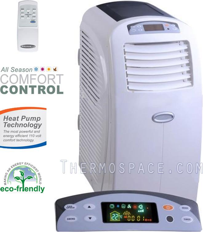 Soleus Ky 36 14000 Btu Portable Air Conditioner Heater
