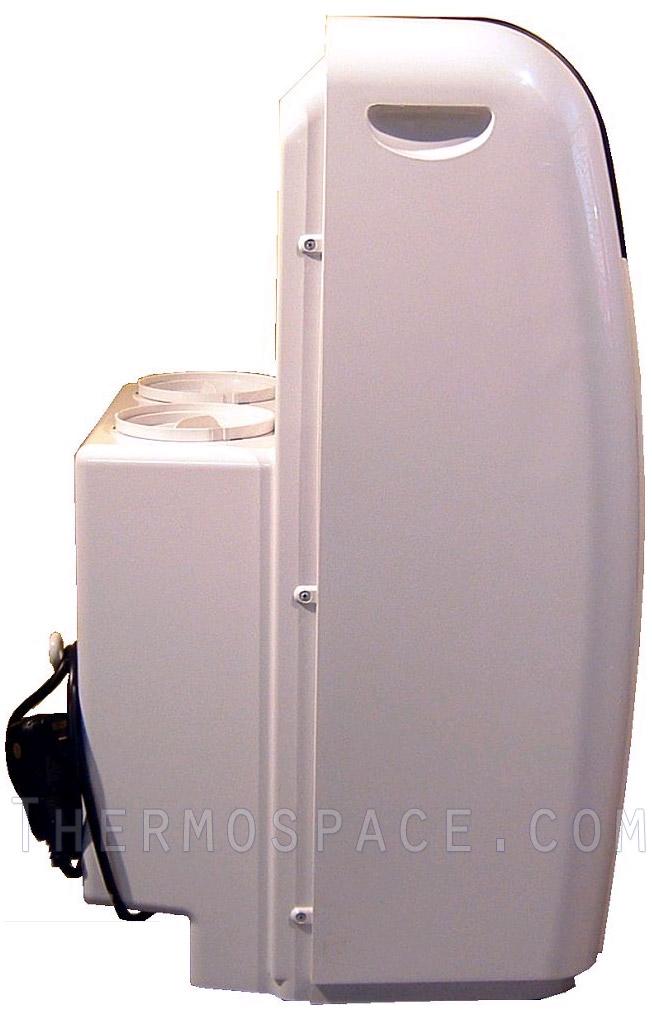 14000 Btu Dual Hose Portable Air Conditioner 14000 Soleus