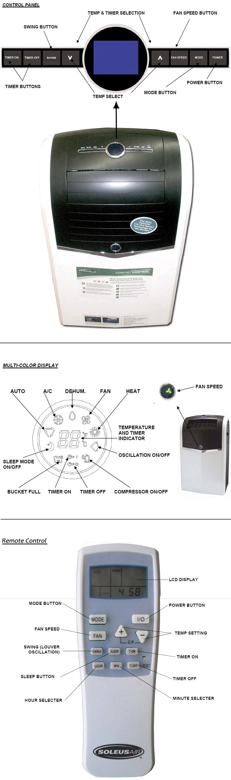 soleus air ph4 13r 01 manual