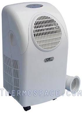 WA-1220H : 12,000 BTU Portable Air Conditioner