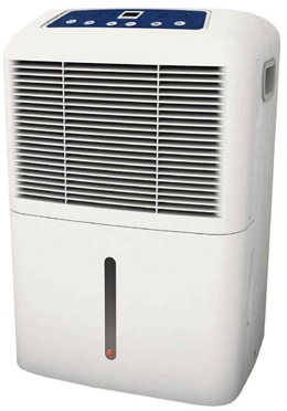 Click for Larger Image: Dehumidifier 60 Pint