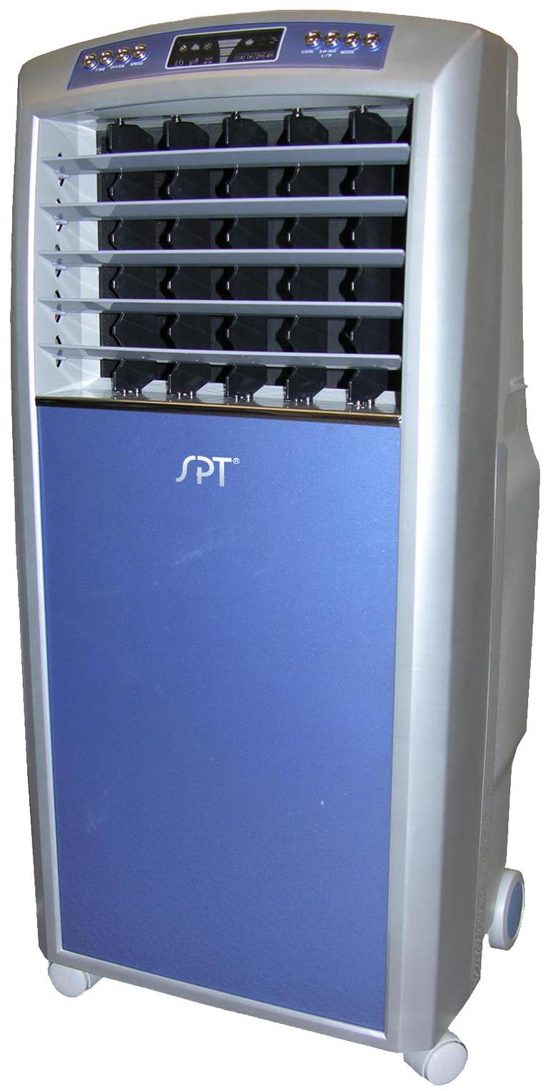 Cooler Air Conditioner : Evaporative air swamp cooler conditioner cooling pad ebay