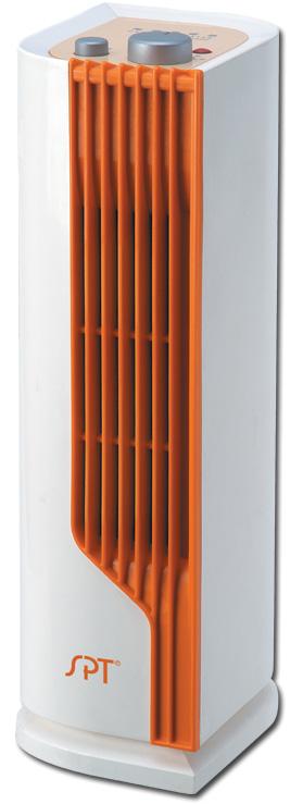 Sh 1507 1200 Watt Ceramic Tower Digital Heater Sunpentown