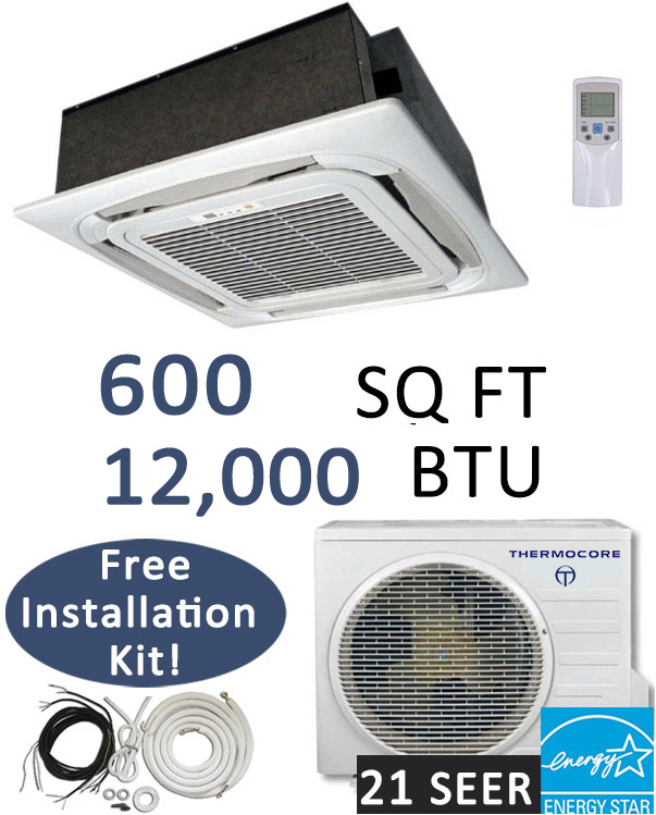 12000 BTU ductless Mini Split