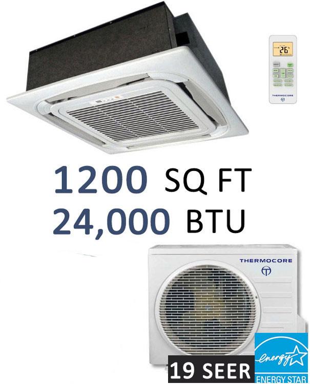 mini split 18000 BTU