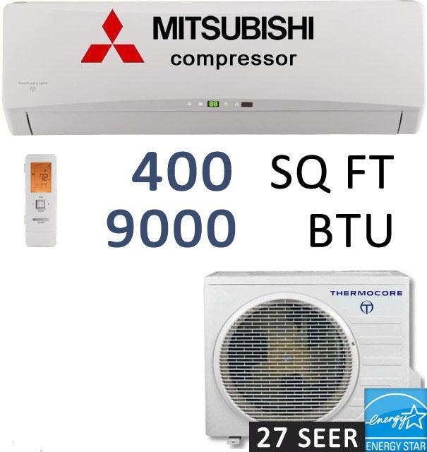 mini split 24000 BTU 21 SEER