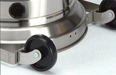 Optional Wheel Set Click For Larger Image
