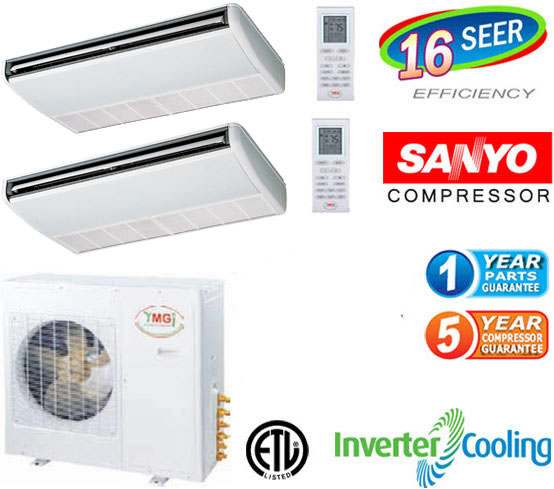 DUAL Zone Mini Split Air Conditioner