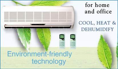 48000 BTU Dual Zone 4 Ton Ductless Split Air Conditioner