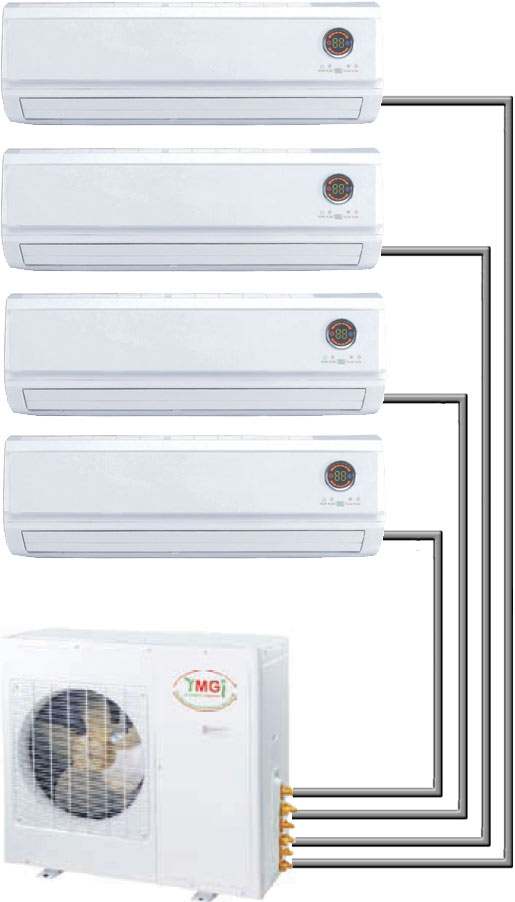 Quadl Zone Mini Split Air Conditioner